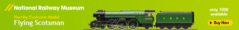 NRM flying scotsman