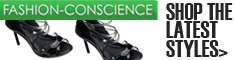 Shop Fashion-conscience.com for Jean Paul Gaultier vegan shoes and ethical fashion