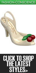 Shop Fashion-conscience.com for Melissa Vivienne Westwood Vegan Shoes and Ethical Fashion