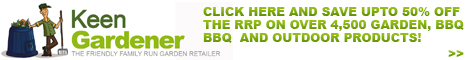 Keen Gardener - Gardening Equipment, Tools and BBQ's at the lowest prices online!