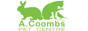 A Coombs Pet Centre Voucher Codes