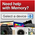 MyMemory Memory Selector - Find the Right Memory For Your Device