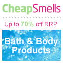 CheapSmells - up to 70% off bath and beauty