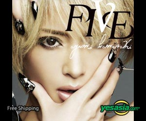 Five (Album+DVD)(Japan Version)