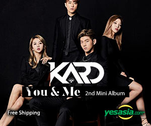 KARD Mini Album Vol. 2 - YOU & ME