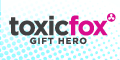 Toxic Fox top banner