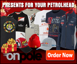 2012 F1 Merchandise from OnPole.com