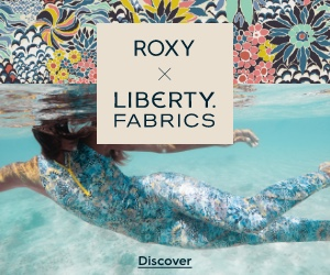 Roxy New Collection Fall Winter 2015