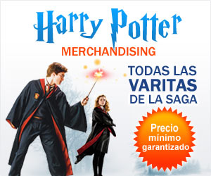 Merchandising de Harry Potter