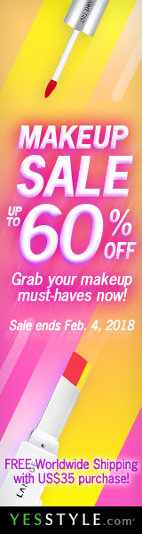 Grab Your Makeup Must-haves Now! Up to 60% OFF Makeup Sale!