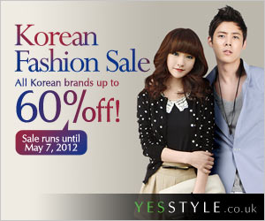 Korean Sale Up to 60% Off