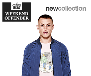 Weekend Offender - New Arrivals - Spring/Summer 2018 Collection