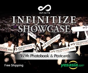 Infinite - Infinitize Showcase (2DVD + Photobook + Poster in Tube) (Korea Version)