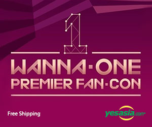 WANNA ONE - WANNA ONE PREMIER FAN-CON (3DVD) (OUTBOX & PAPER BAND + DIGIPACK + PHOTOBOOK + MINI POSTER SET)