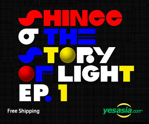 SHINee Vol. 6 - The Story of Light EP.1