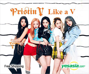 PRISTIN V Single Album Vol. 1 - LIKE A V