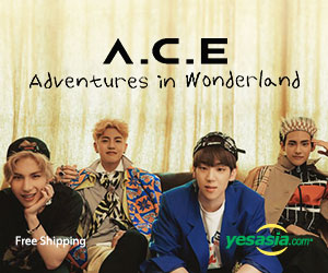 A.C.E Repackage Album Vol. 1 - Adventures in Wonderland