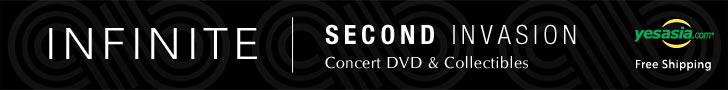 Infinite Second Invasion Concert DVD and Collectibles