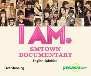 I AM: SMTOWN Live Tour In Madison Square Garden (DVD) (English Subtitled) (Hong Kong Version)