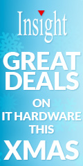 Christmas IT deals from Insight UK