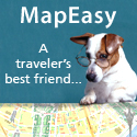 MapEasy world travel
