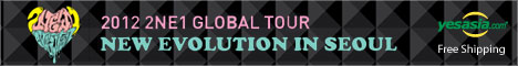 2NE1 - 2012 2NE1 Global Tour Live [New Evolution in Seoul] (2DVD + Poster in Tube) (Korea Version)