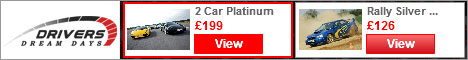 2 Car Platinum - Driving Experience