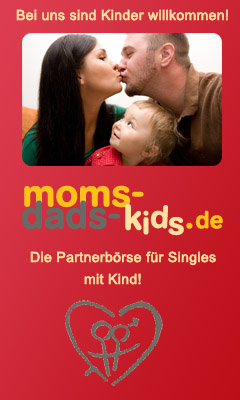 Bei moms-dads-kids.de sind Kinder willlkommen