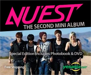 NU'EST Mini Album Vol. 2 (CD + DVD + Photobook) (Special Edition)