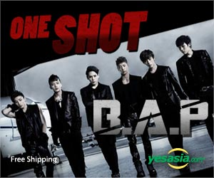 B.A.P Mini Album Vol. 2 - One Shot