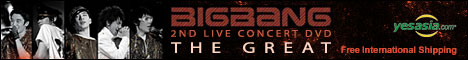 Big Bang : 2nd Live Concert DVD - Great