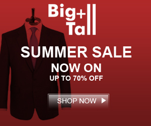 big and tall, suits, menswear