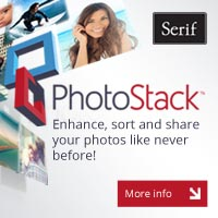 Serif PhotoStack - Enhance, sort and share your photos like never before