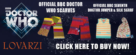 Doctor Who Scarves Tom Baker Scarf