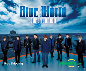 Super Junior - Blue World (Japan Version)