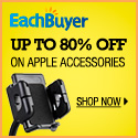 Apple Accessories at Eachbuyer