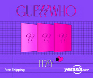 ITZY's Guess Who