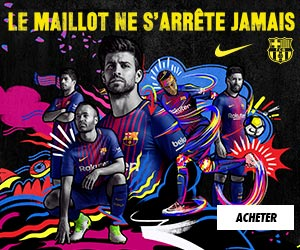NIKE FR : La Boutique officielle du FC Barcelone