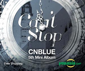 CNBLUE Mini Album Vol. 5 - Can't Stop