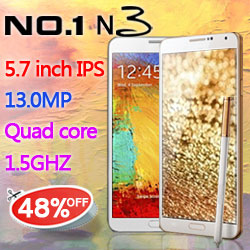 NO.1 n3 quad core cellulari