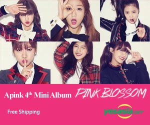 APink Mini Album Vol. 4 - Pink Blossom