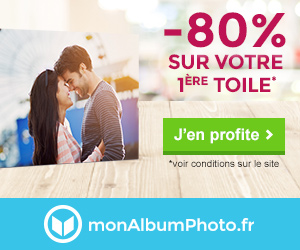 Mon album photo - Toile photo