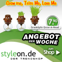 Graskopf GROW-A-HEAD - bei StyleON.de