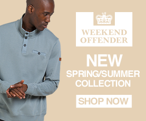 Weekend Offender - New Spring/Summer Collection 2015