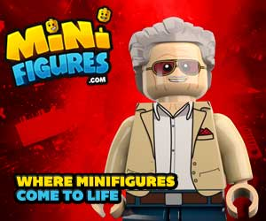 STAN LEE - MINIFIGURES