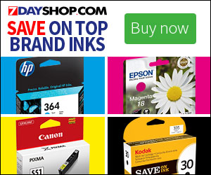 Best value Original & Compatible/Remanufacturerd ink cartridges! From 7dayshop.com