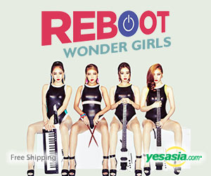 Wonder Girls Vol. 3 - Reboot