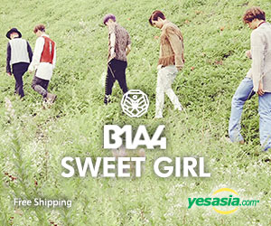 B1A4 Mini Album Vol. 6 - Sweet Girl Collection