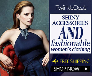 Shiny Accessories and Fashionable Women