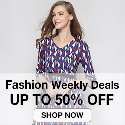 Fashion Weekly Deals